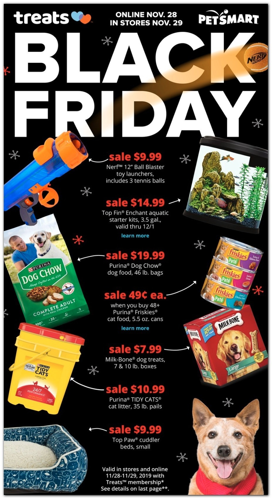 PetSmart Black Friday 2020 Ad