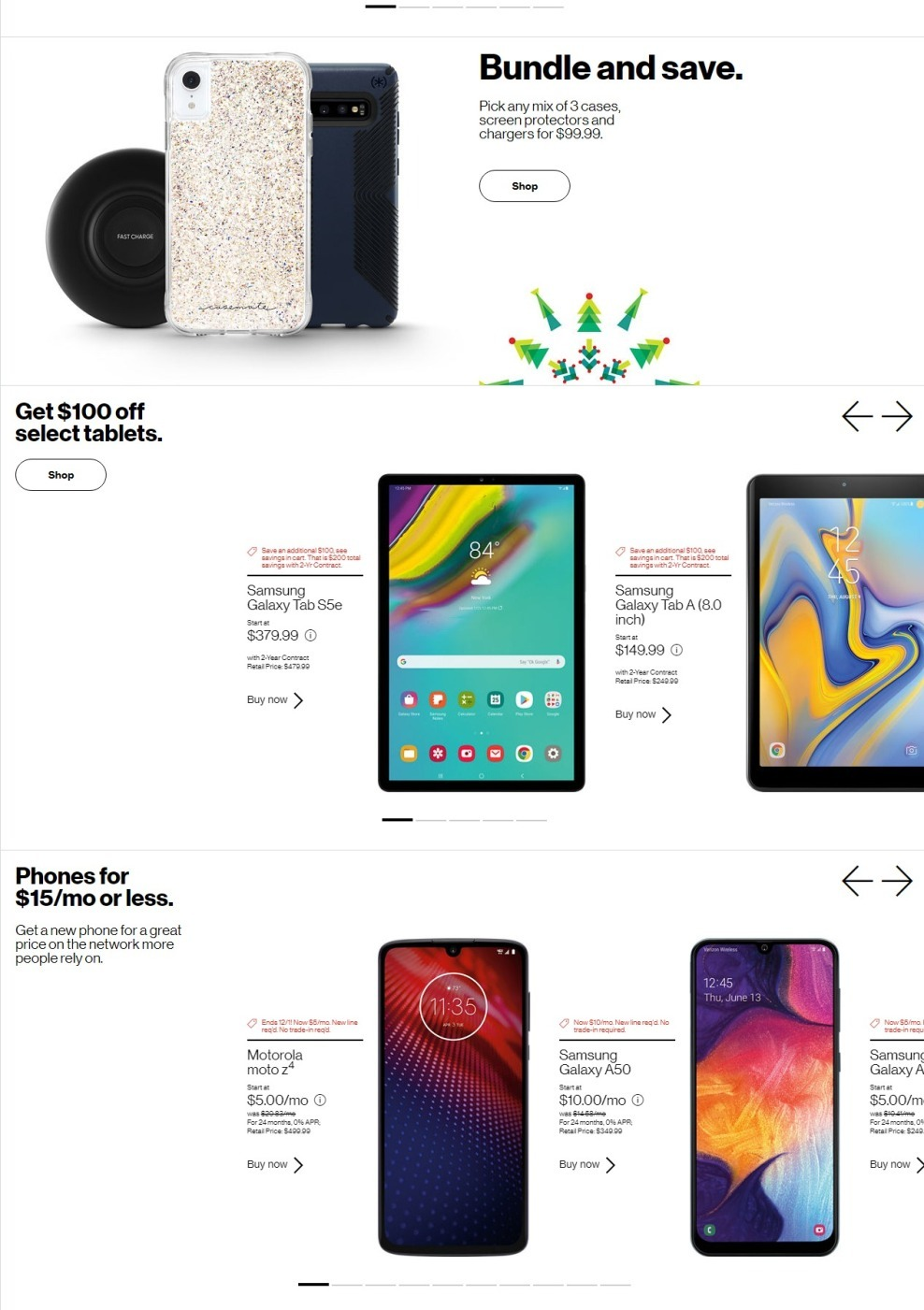 Verizon Business Black Friday 2020 Ad