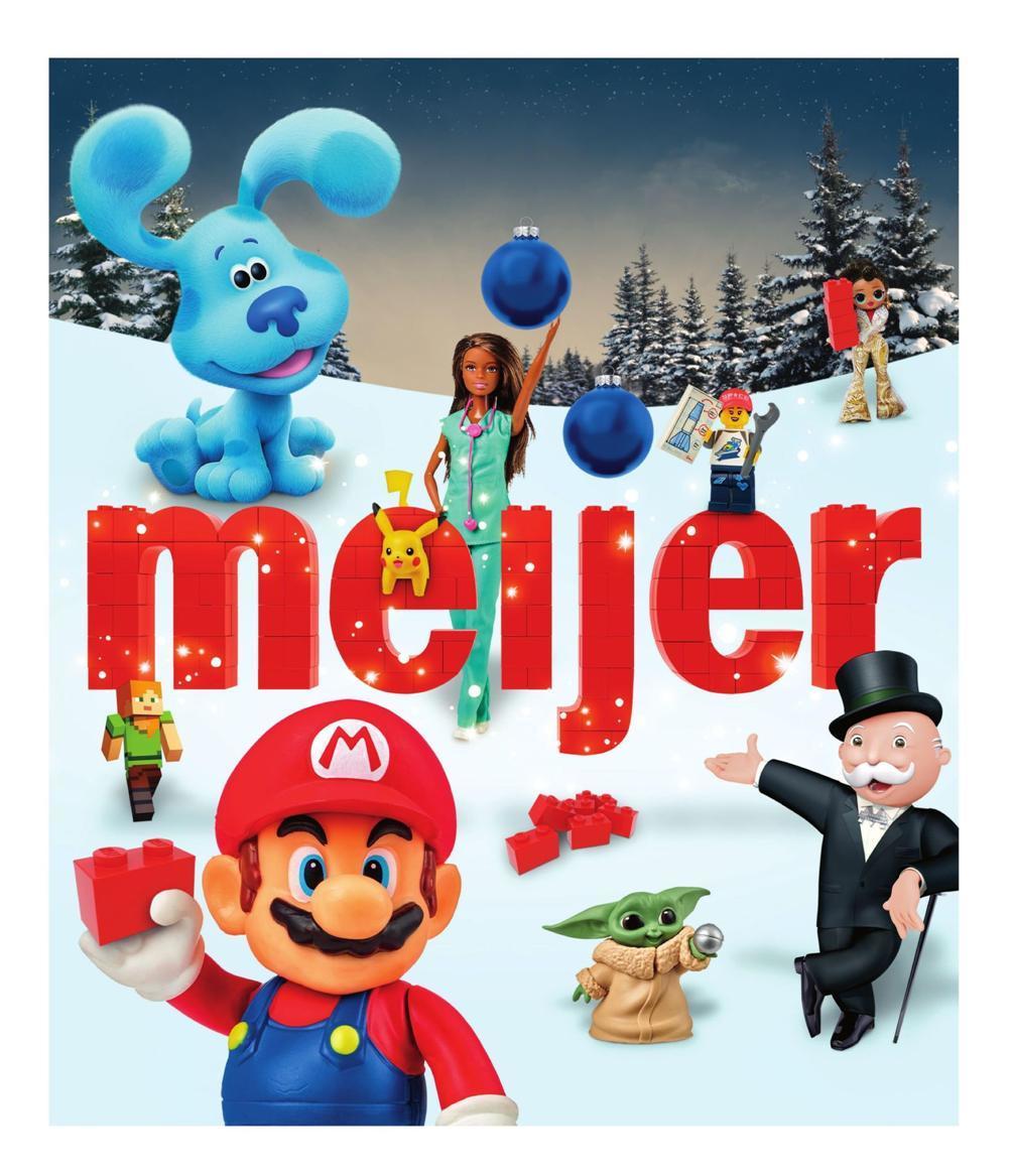 Meijer Black Friday 2020 Ad