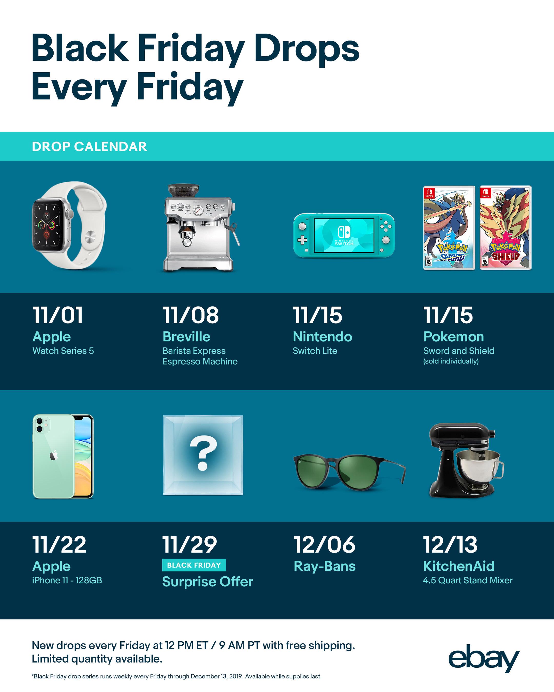 eBay US Black Friday 2020 Ad