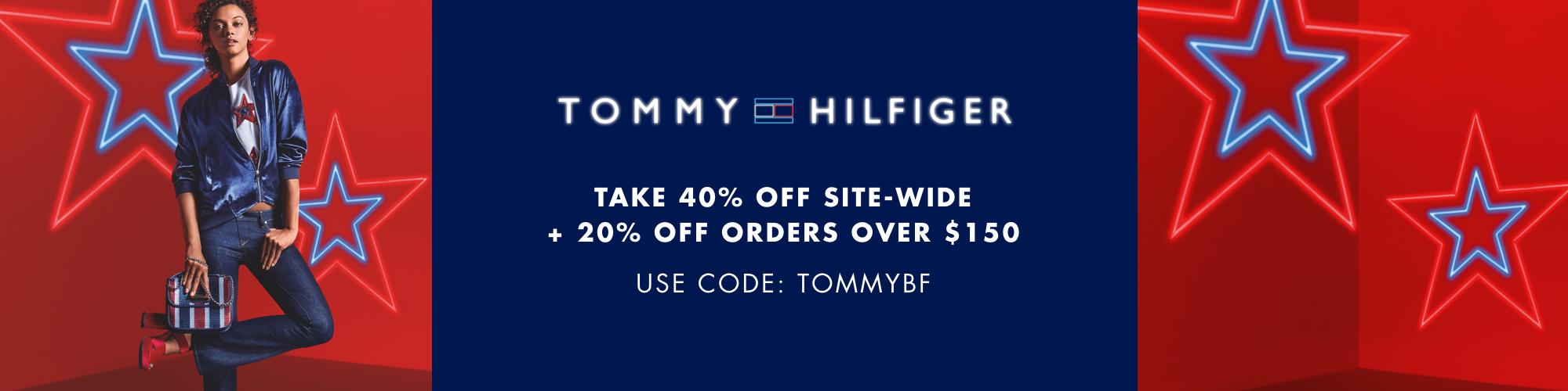 Tommy Hilfiger Black Friday 2020 Ad