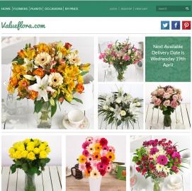 Valueflora.com Cashback