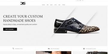 Design Italian Shoes キャッシュバック