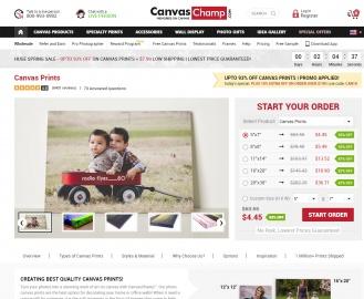 CanvasChamp.com 返利