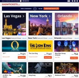 ShowTickets - 纽约3小时观光游轮含3道式西餐,$172起