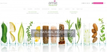 Amie Skin Care 返利