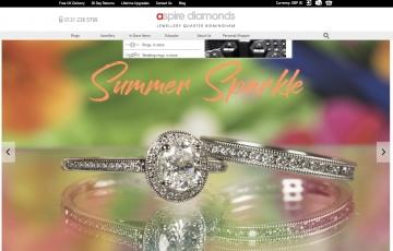 Aspire Diamonds Cashback