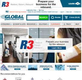 Global Industrial Cashback
