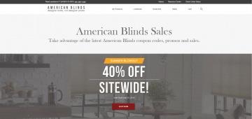 American Blinds 返利