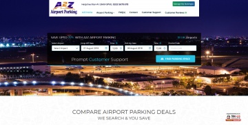 A2Z Airport Parking 返利