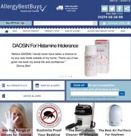 Allergy Best Buys 返利