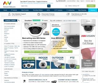 Network Webcams Cashback