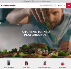 KitchenAid Countertop Appliances Sale