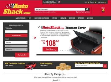AutoShack 返利