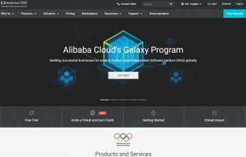 Alibaba Cloud   阿里云 返利
