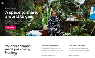 Airbnb Supply Program Cashback