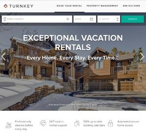 TurnKey Vacation Rentals Cashback
