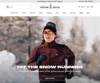 Altitude Sports 返利