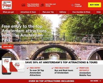 Amsterdam Pass Cashback