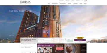 Berjaya Hotels 返利