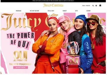 JuicyCoutureBeauty官網新年全場香水彩妝熱賣 收禮盒套裝