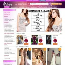 Bis zu 63% Rabatt auf Brautkleider