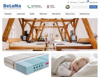 BeLaMa / Matratzen für gesunden & erholsamen Schlaf