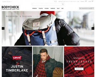 Bodycheck Shop Frauen Schuhe Sneaker