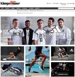 Sport Klingenmaier Neu Sportarten Fußball Produkte