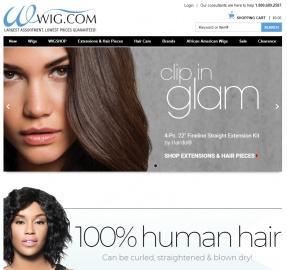 Wig.com Cashback