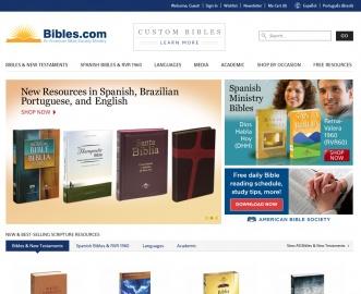 Bibles.com Cashback