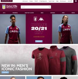 Aston Villa 返利