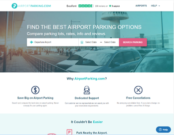 Airport Parking 返利