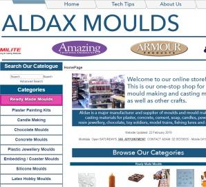 Aldax Moulds 返利