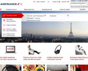 Air France Cashback