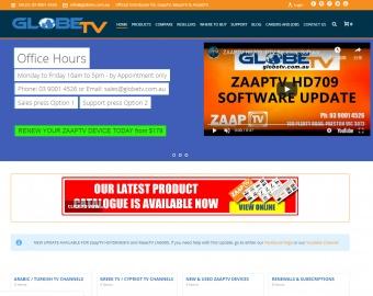 Globe TV Cashback