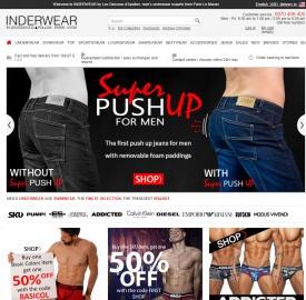 Inderwear Cashback