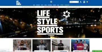 Life Style Sports IE Cashback