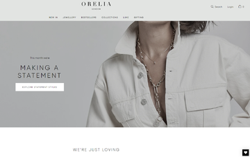 Orelia Cashback