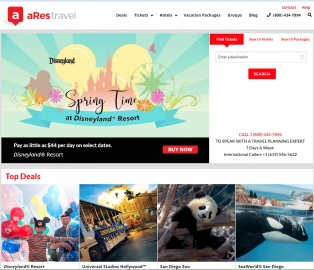 aRes Travel 返利