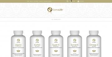 SomaLife Cashback