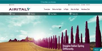 Air Italy US 返利