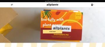 allplants 返利