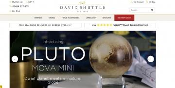 David Shuttle Cashback