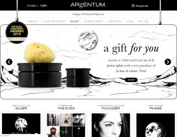 ARgENTUM apothecary 返利