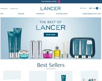 Lancer Skincare Cashback
