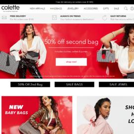 Colette by Colette Hayman Cashback