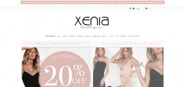 Xenia Boutique 返利