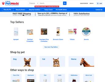 1-800-PetMeds Cashback