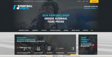 Alle Neuheiten im Onlineshop - Paintball Sports